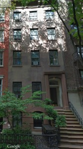127 West 12th St., the home of Ralph W. and Julia D. Booth.